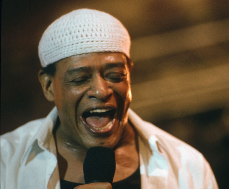 The Sensational Al Jarreau