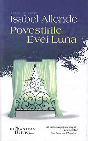 Isabel Allende: Povestirile EveiLuna