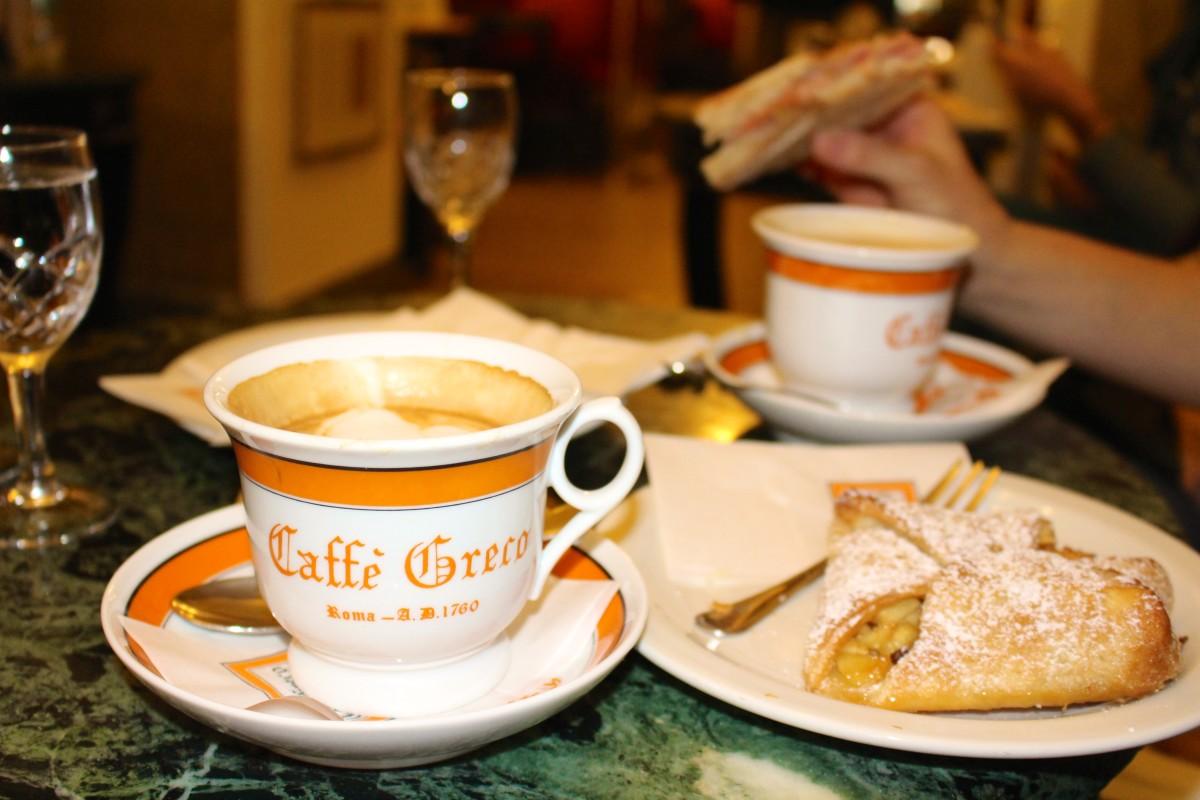 Caffe d'amore, caffe delfiore
